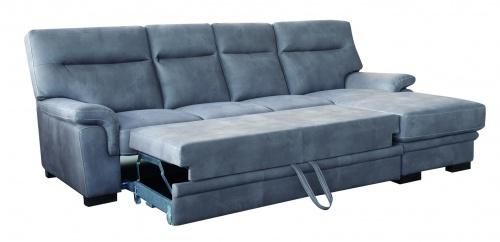 ספה נפתחת למיטה דגם פלביה