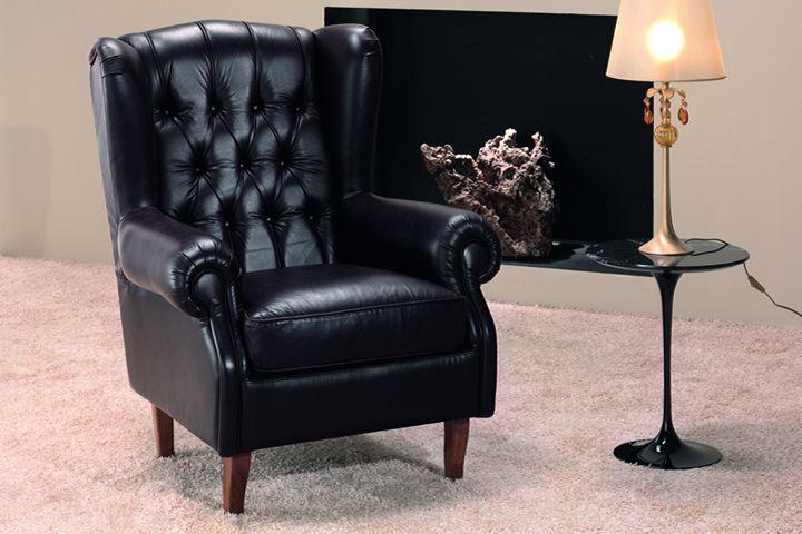 כורסא מעור לסלון